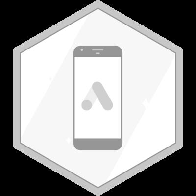 Mobile master certification badge.